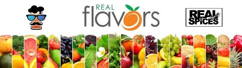 Real Flavors logo